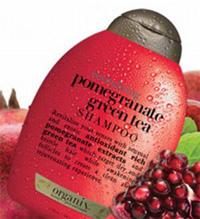 Shampoo met biologische en natuurlijke ingrediënten