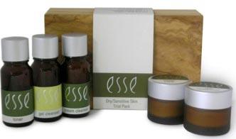 Win een proefpakketje van Esse Organic Skincare