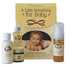 Earth Mama, Angel Baby cadeauset