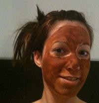 Ellen test Argan gezichtsmasker